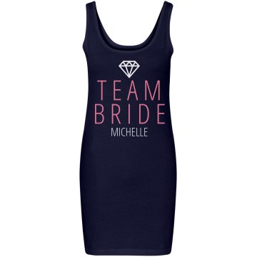 Trendy Team Bride