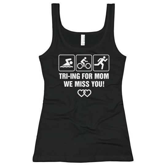 Triathlon for Mom