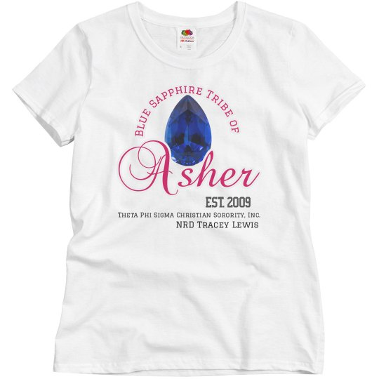 Tribe of Asher NRD