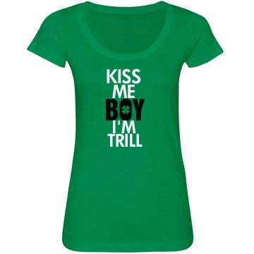 Trill Saint Patricks Shirt