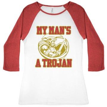 Trojan Sports Fan