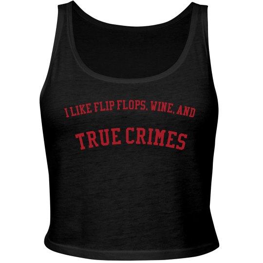 True Crimes Crop