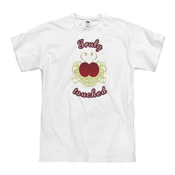 Truly Touched men's tee