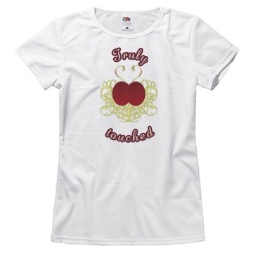 Truly Touched women's tee