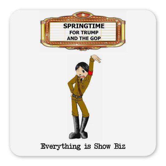 Trump Everything ShowBiz