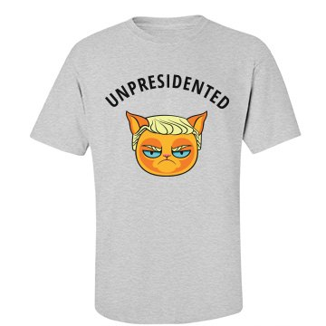 Trump Unpresidented