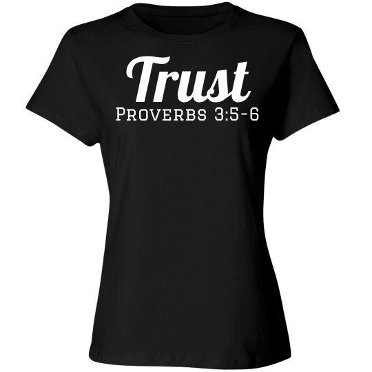 Trust female
