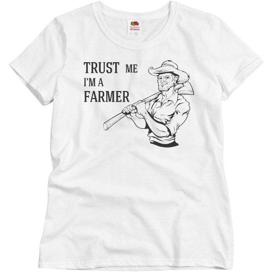Trust me I'm a Farmer