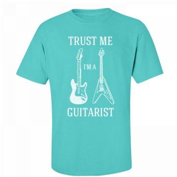 Trust me I'm a Guitarist