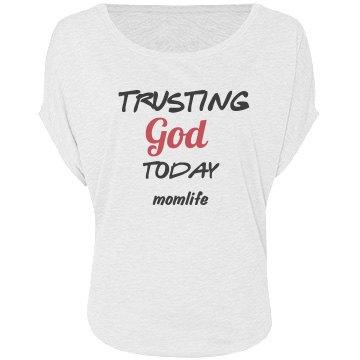 trusting God today