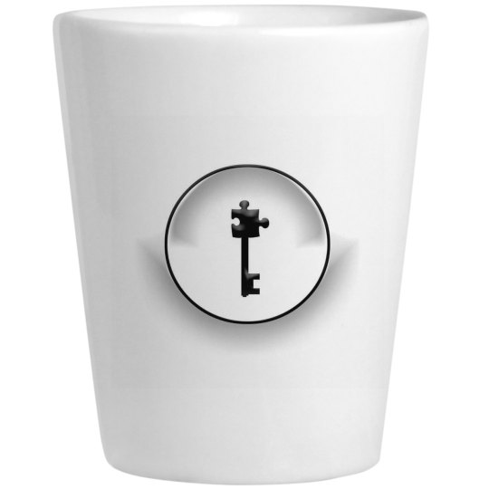 T.R.U.T.H Logo shot glass