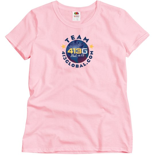 T-Shirt 413G de Mujer