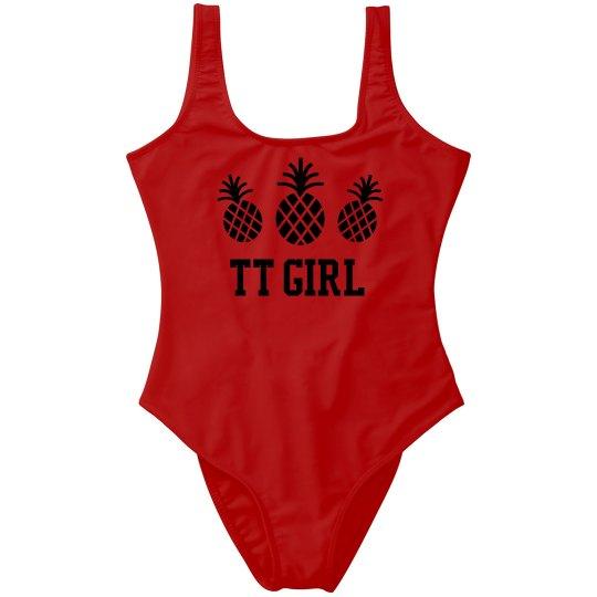 TT Girl One piece