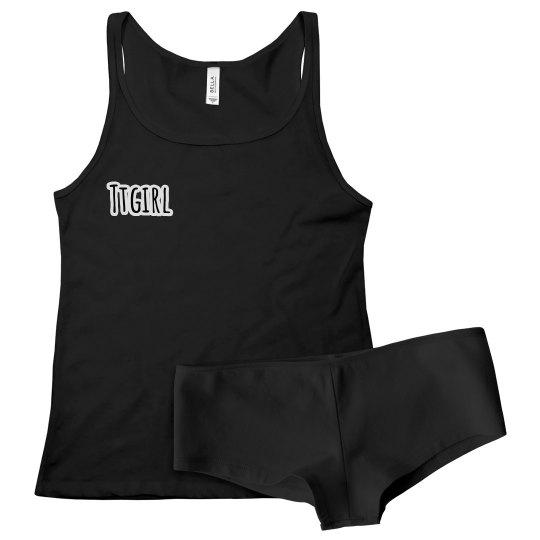 TT Girl sleepwear bundle