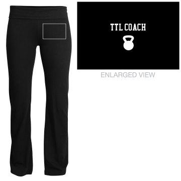 TTL Coach Yoga Pant