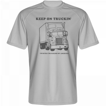 TTOA Facebook Group Keep On Truckin' T-Shirt