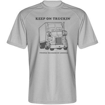 TTOA Facebook Group Keep On Truckin' T-Shirt