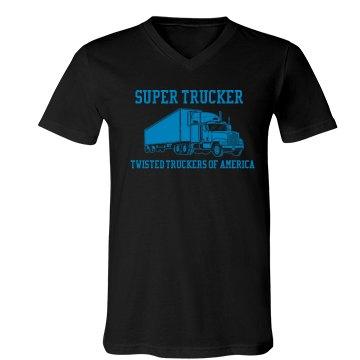TTOA Facebook Group SUPER TRUCKER T-Shirt