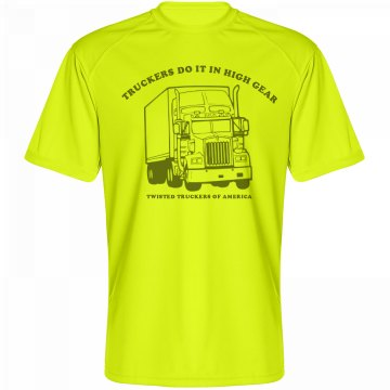 TTOA Facebook Group TRUCKERS DO IT T-Shirt