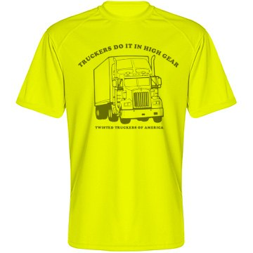 TTOA Facebook Group TRUCKERS DO IT T-Shirt