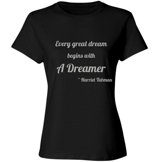 Tubman Dreamer