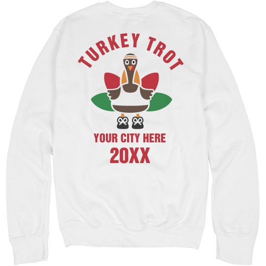 Turkey Trot Sweatshirt