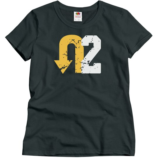 Turn 2 baseball / Softball Tee