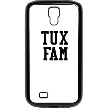 Tux Fam samsung S4 cover