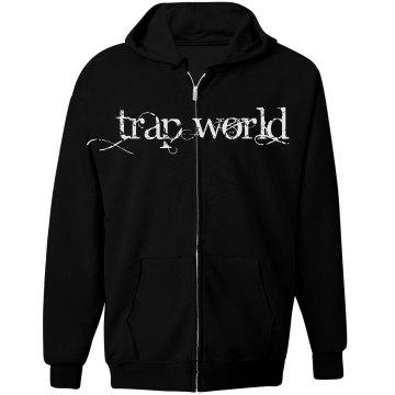 TWA - angelicwar zipup hoodie