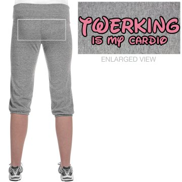 Twerking is my Cardio