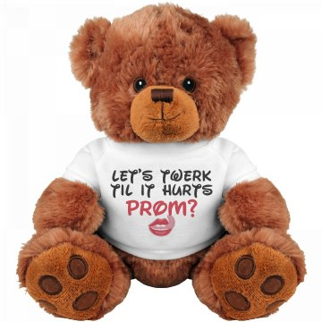 Twerking Prom Bear