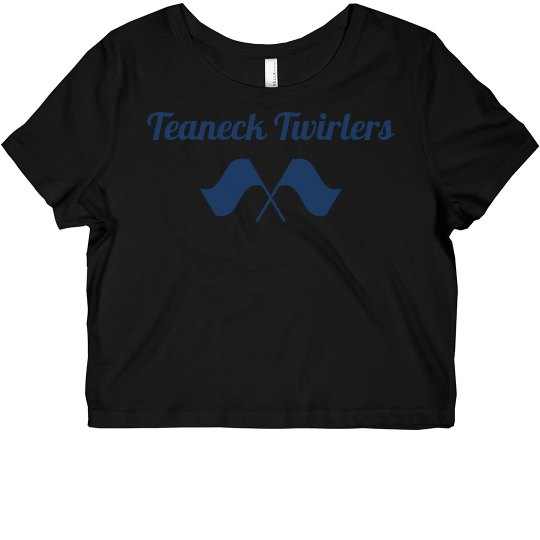 Twirler Crop Top