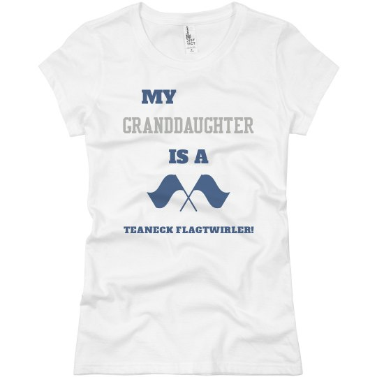 Twirler Granddaughter Shirt