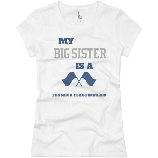 Twirler Little Sister Shirt