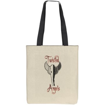 Twisted Angels Tote