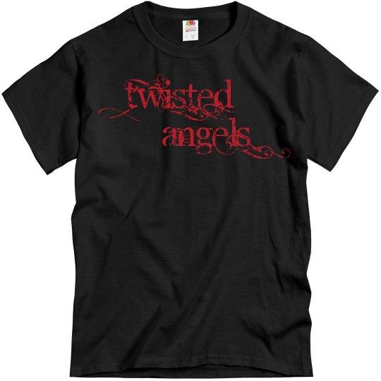 Twisted Angels Unisex Tee