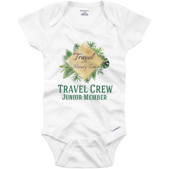 TWML Junior Travel Crews Onsie