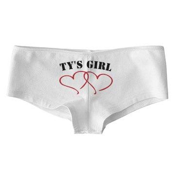 Ty's Girl