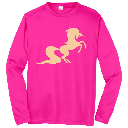 UBBFC men's long sleeves - pink