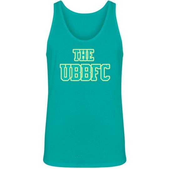 UBBFC Men's Tank - TEAL