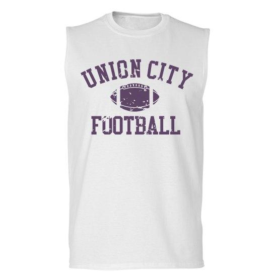 UC Football Sleeveless T