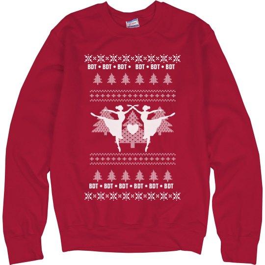Ugly BDT X-mas Sweatshirt