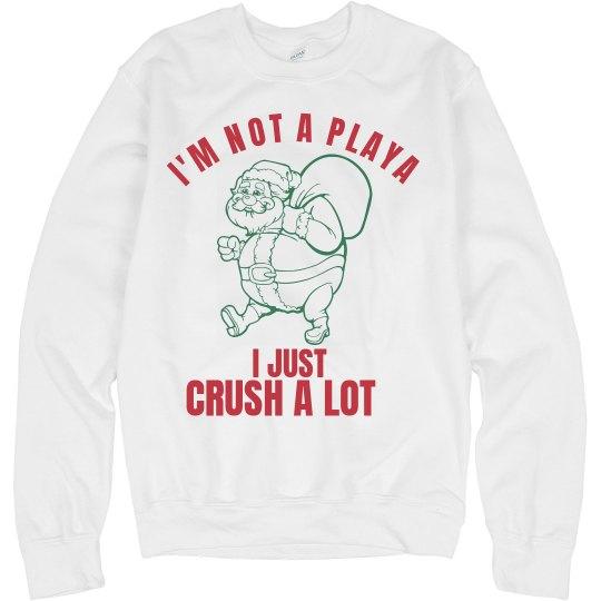 Ugly Hip Hop Xmas Sweater