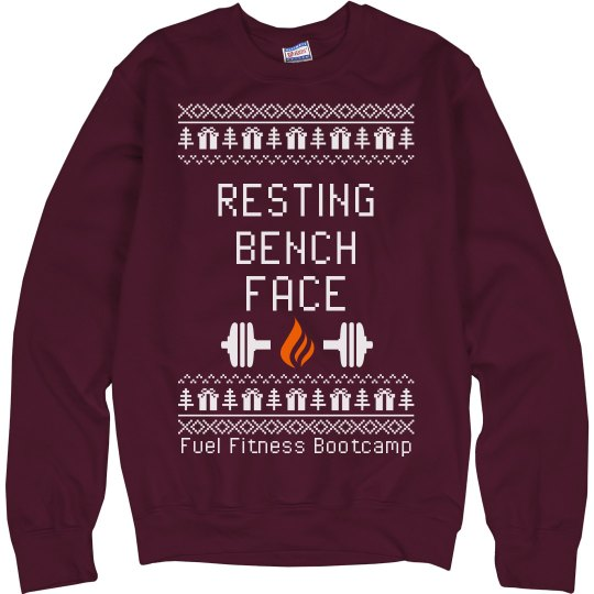 Ugly RBF Sweater