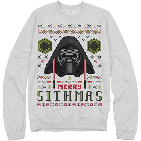 Ugly Sithmas Sweater