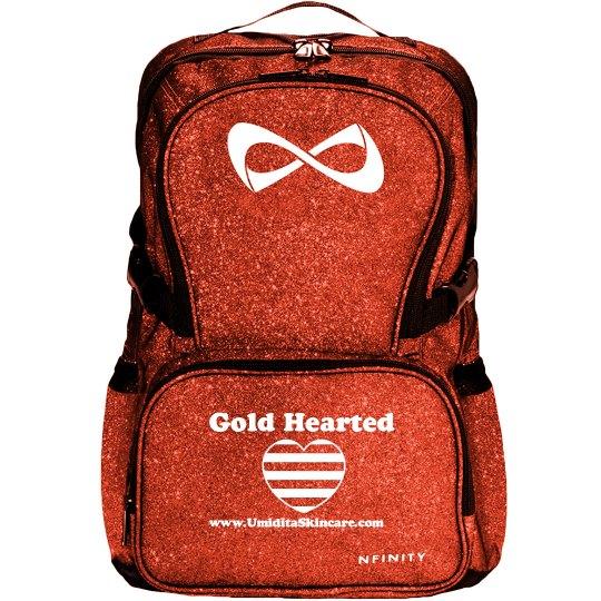 Umidita Gold Backpack
