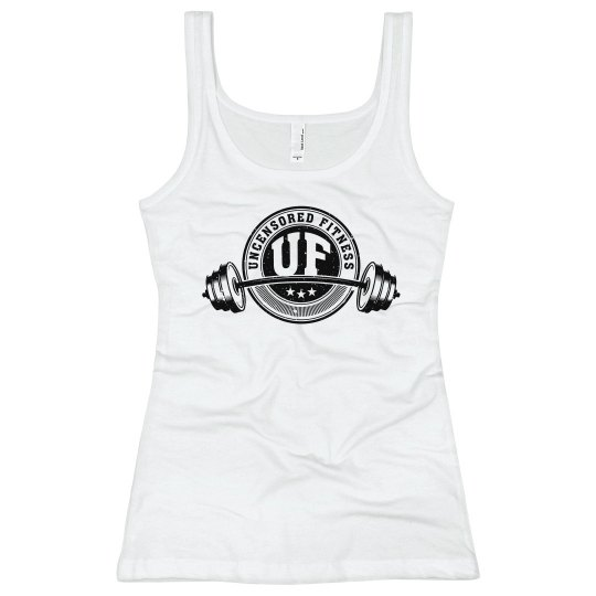Uncensored Fitness Tank Womens
