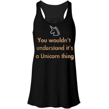 Unicorn thing