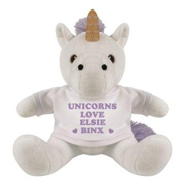 Unicorns <3 EBX