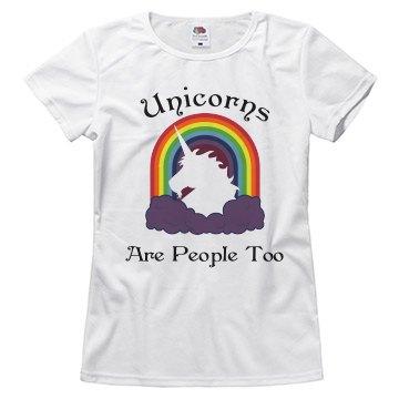 Unicorns Are People Too